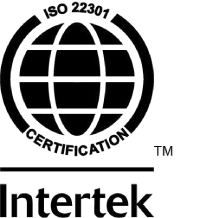 Intertek ISO 22301 Certification