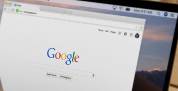 Google Search looking for blogs